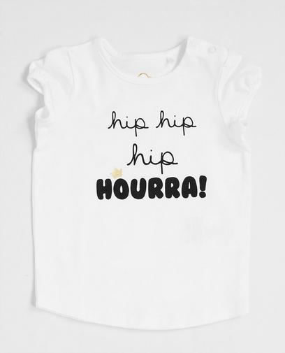 T-shirt verjaardag
